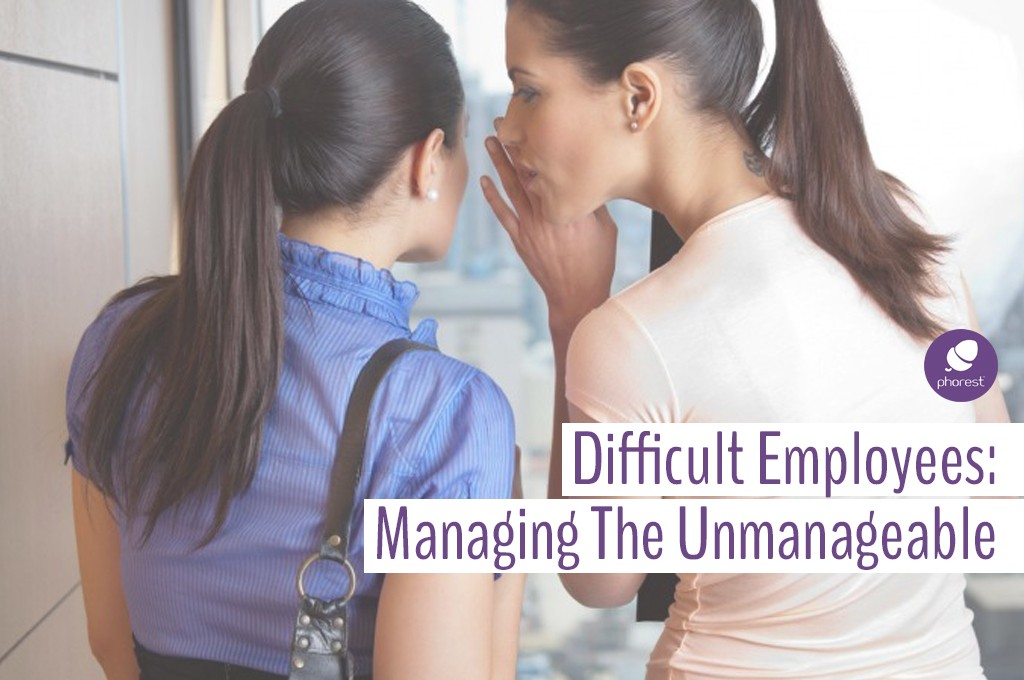 Managing A Salon And Its Most Difficult Employees