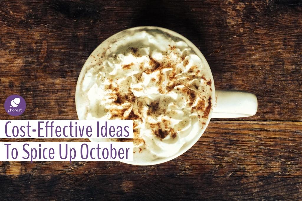 Pumpkin Spiced October Salon Marketing Ideas