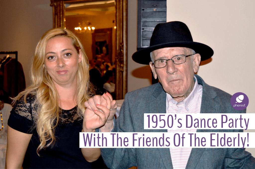Phorest Charity Event Recap: All Smiles & 1950 Vibes