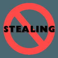 salon employee theft