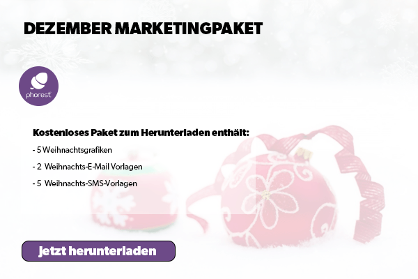Salon-Marketing Dezember