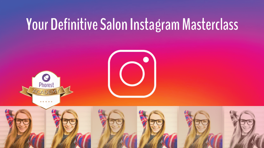 salon Instagram masterclass