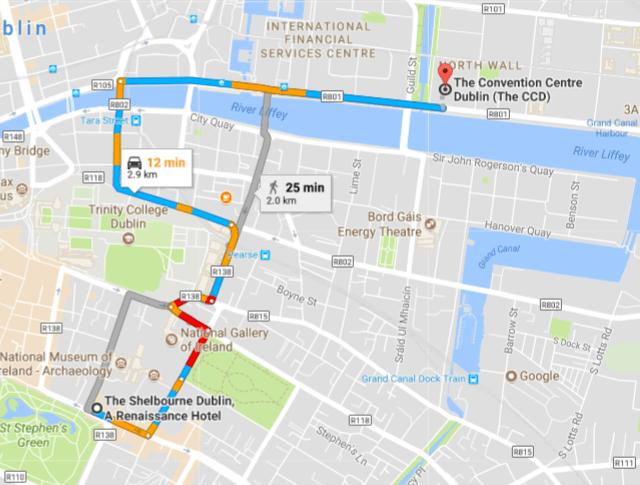 Dublin hotels