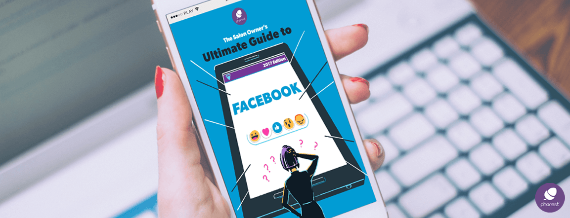 Get Your Copy: The 2017 Salon Owner's Guide To Facebook
