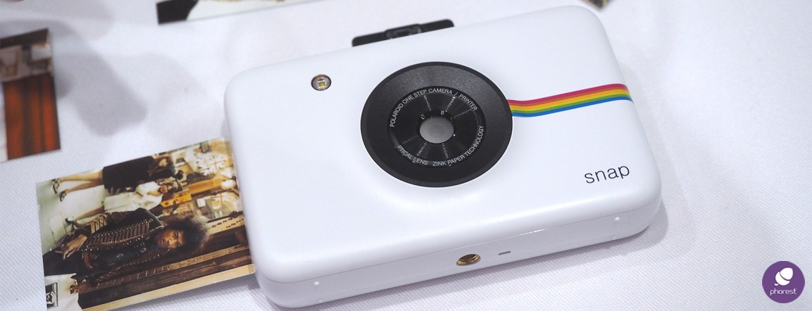 Capture The Salon XMas Magic: Win A Polaroid Digital Camera