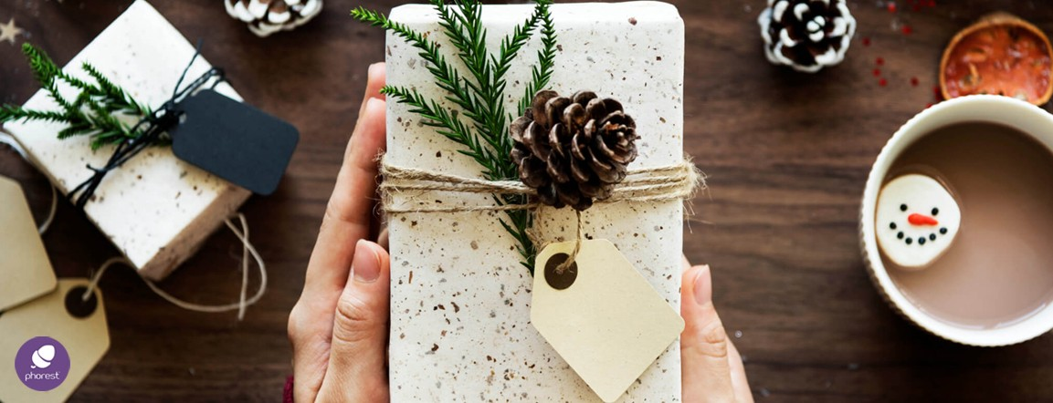 7 Simple Christmas Retail Gift-Wrapping Ideas For Salons