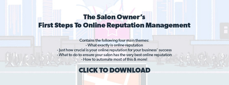 salon Facebook Business page