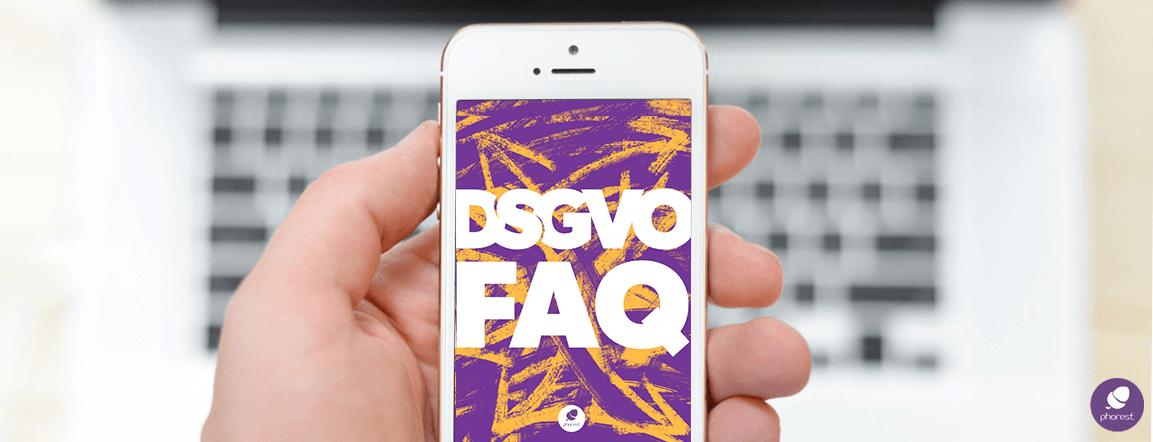 Hol' dir dein Exemplar: das DSGVO FAQ eBook für Saloninhaber