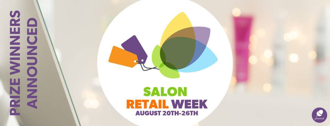 The #SalonRetailWeek Industry Challenge: Winners Announced