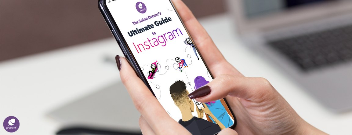 Get Your Copy: The Salon Owner's Guide To Instagram eBook