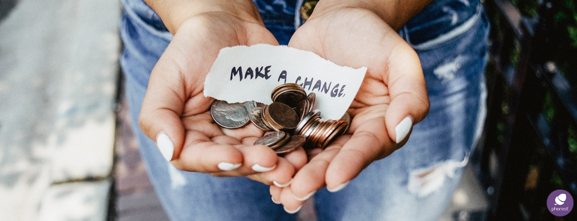 Making Charity & The Act Of Giving Your Salon Business Culture