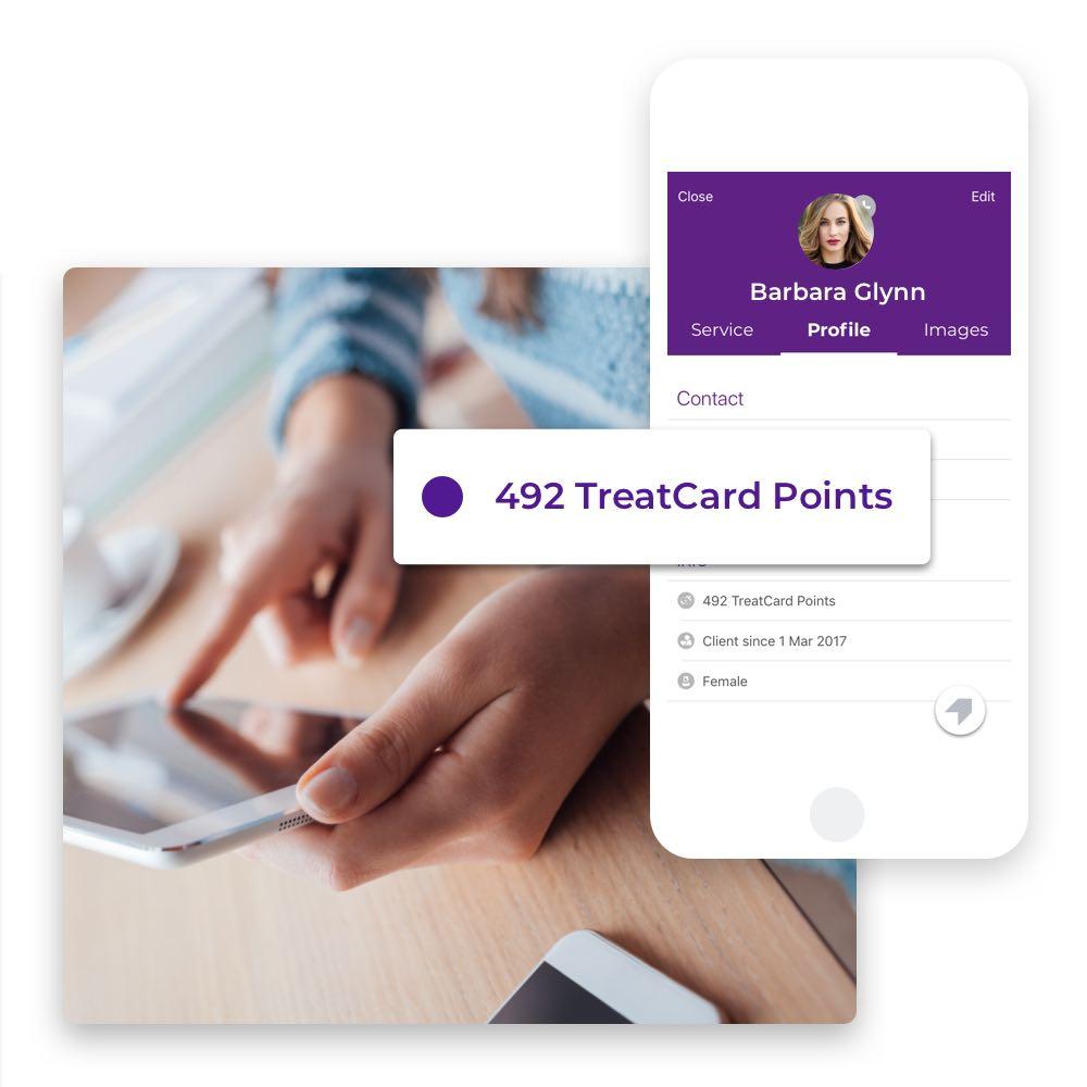 Erhöhe deine Kundenbindung durch ein Treueprogramm mit der TreatCard von Phorest