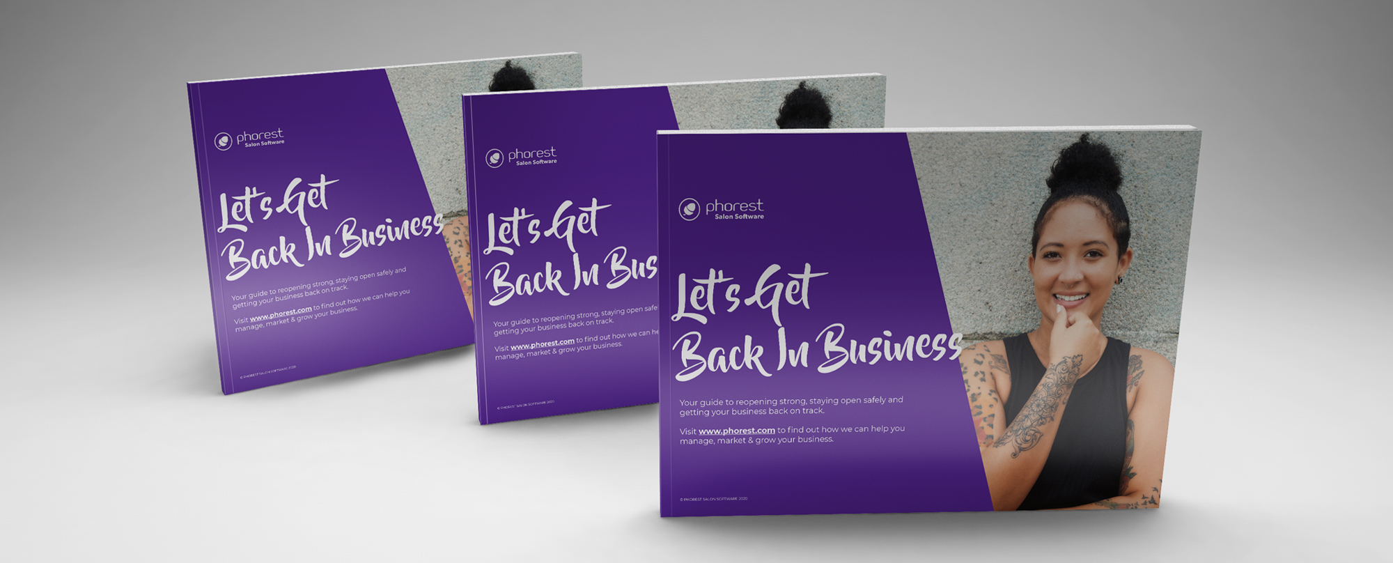 Get Your Copy: The Back In Business Playbook