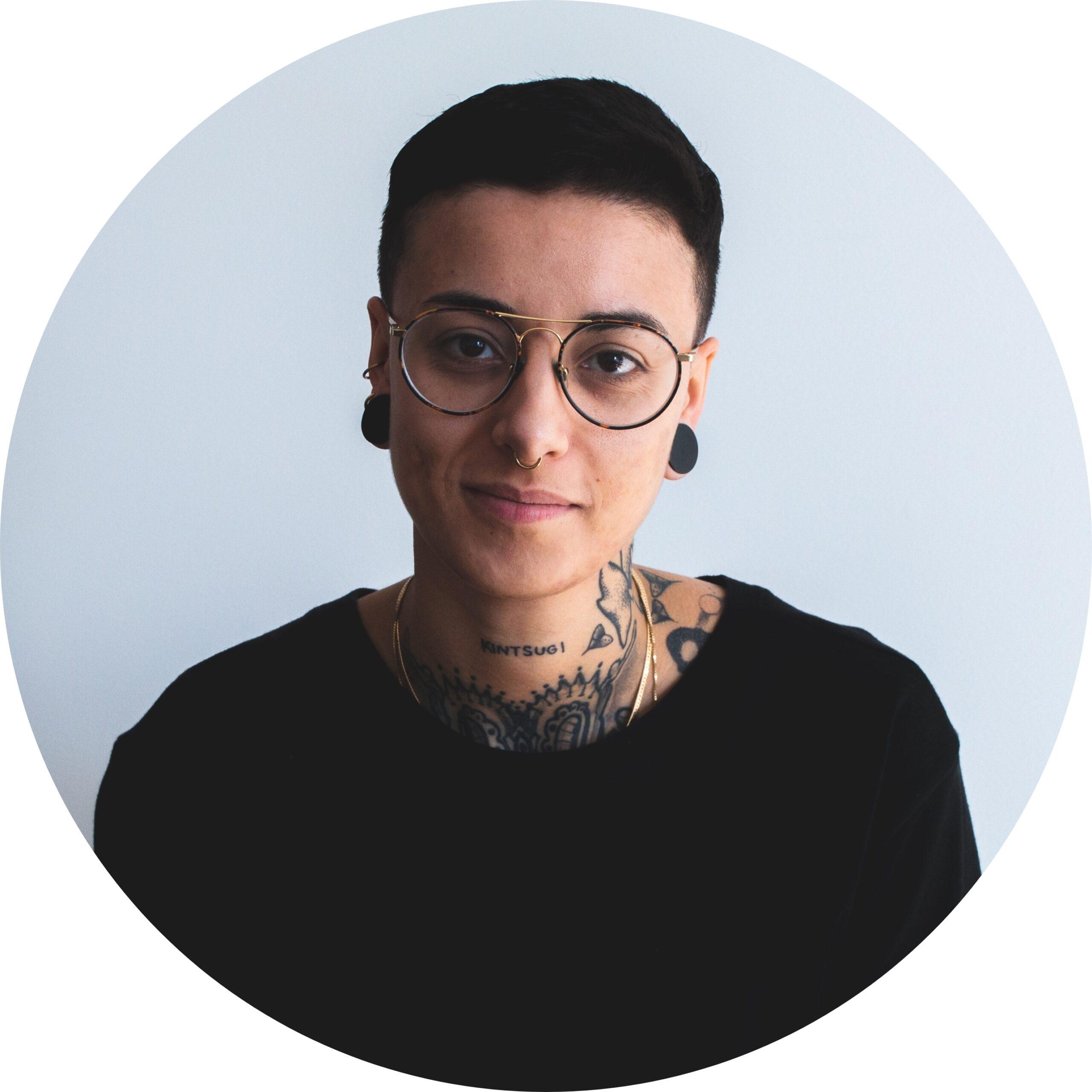 Zoe Belisle-Springer Headshot
