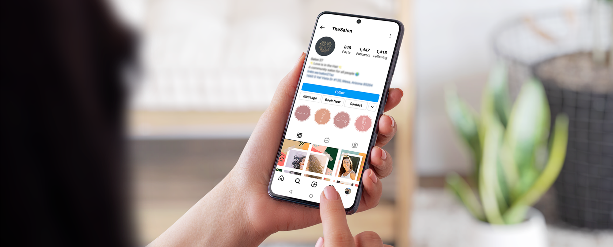 200 Million Instagram Users Check Business Profiles Daily – Are Your Clients Able to Book as They Scroll?