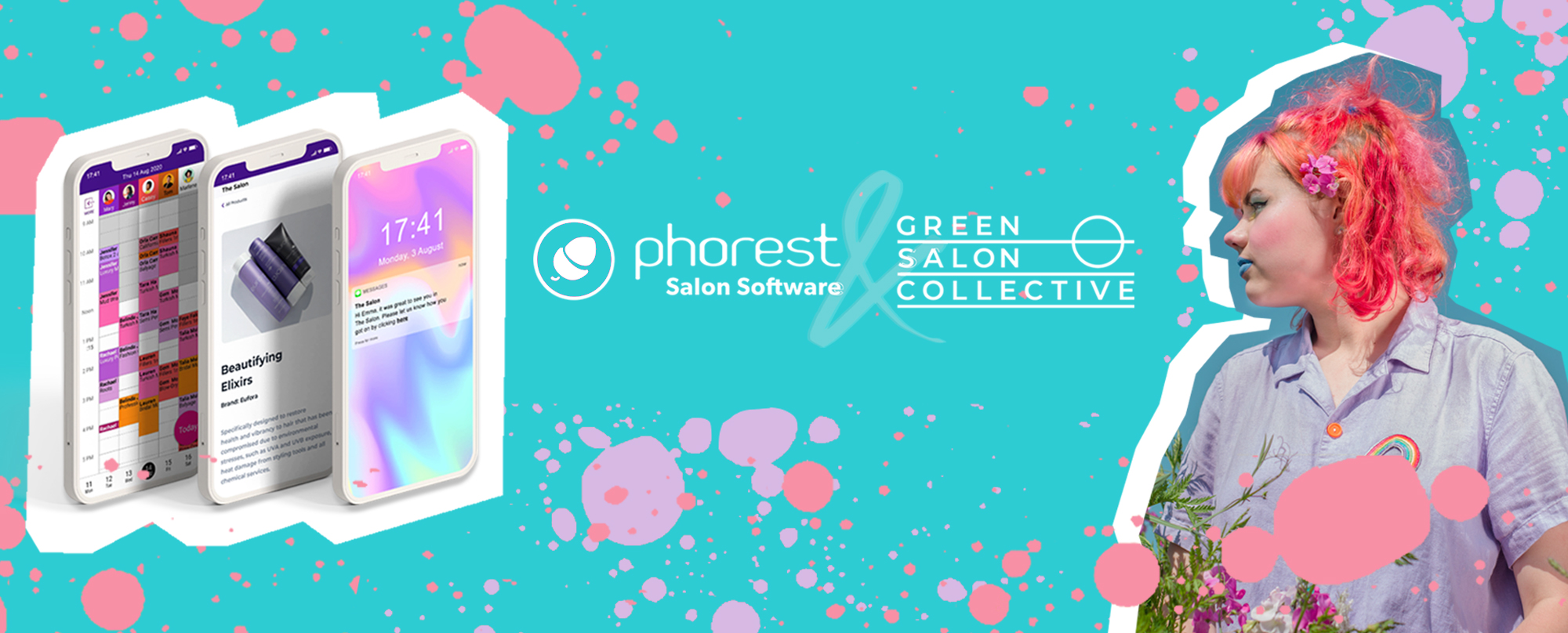 Embrace Salon Sustainability with Custom Fees & Green Salon Collective